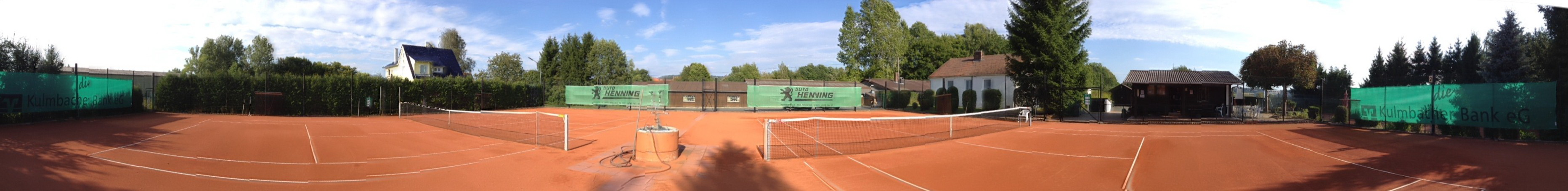 tennisplaetze panorama